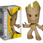 Vinyl Sugar: Super Deluxe Guardians of the Galaxy figures