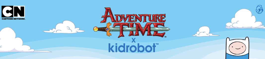adventure time Kidrobot