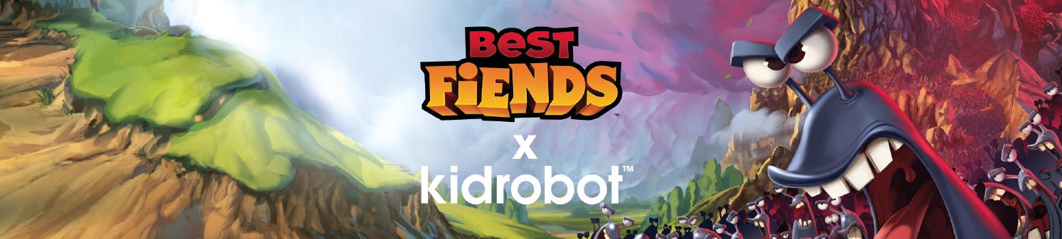 kidrobot best fiends