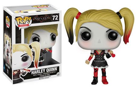 Batman Arkham Knight Funko Pop Harley Quinn