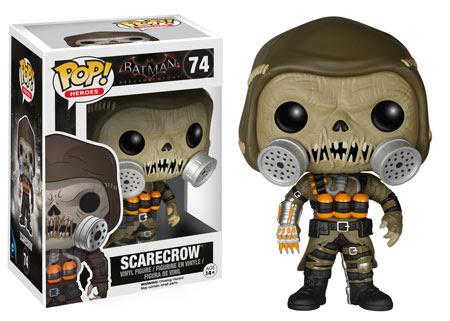 Batman Arkham Knight Funko Pop Scarecrow