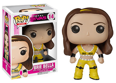 Funko Pop! Vinyl figure Total Divas Brie Bella