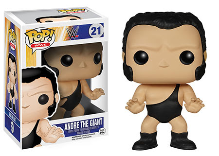 Funko Pop! Vinyl figure WWE Wrestler Andre The Giant