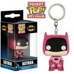 Pocket Pop! Keychains: Rainbow Batman – Target Exclusives