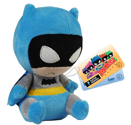 Mopeez Batman 75th Anniversary Colorways Plush by Funko