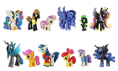 Mystery Minis  My Little Pony Series 3 By Funko