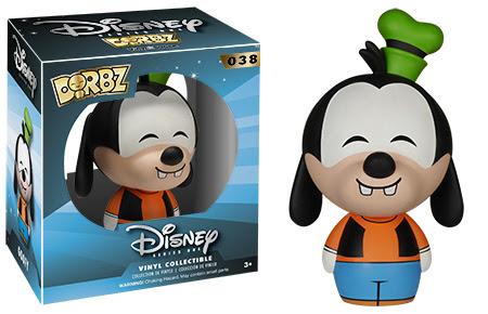 Disney Vinyl Dorbz Goofy