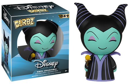 Disney Vinyl Dorbz Maleficent