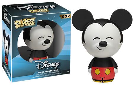 Disney Vinyl Dorbz Micky Mouse