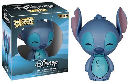 Disney Vinyl Dorbz Stitch