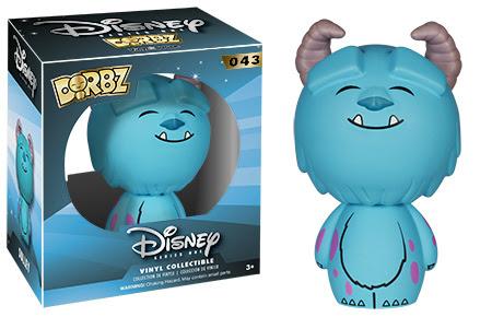 Disney Vinyl Dorbz Sulley