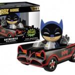 Dorbz Batman With the First ever Dorbz Ridez + More Series 1