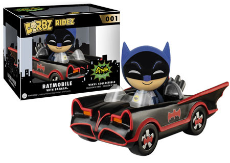 Dorbz Ridez 1966 Batmobile