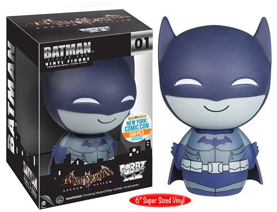 Dorbz XL Batman Arkham Asylum Detective Mode