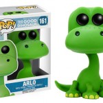 Funko Pop! Disney: The Good Dinosaur + Baymax Pocket Pop! Keychains Announced!