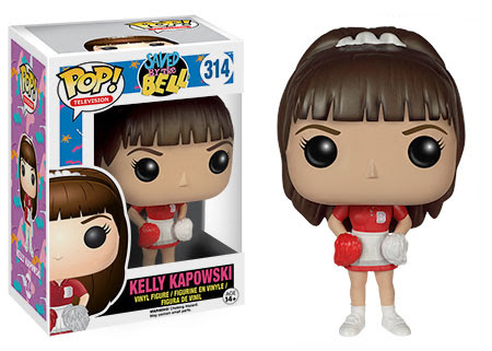 Funko Pop Saved By The Bell Kelly Kapowski figure
