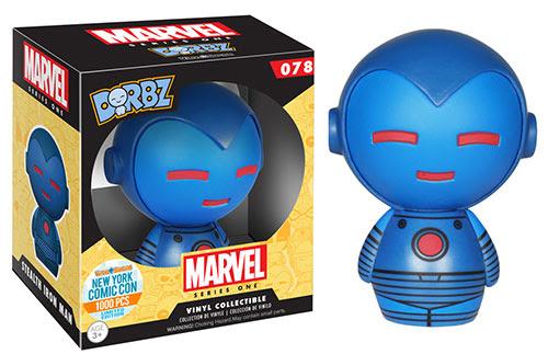 Marvel Dorbz Stealth Armor Iron Man