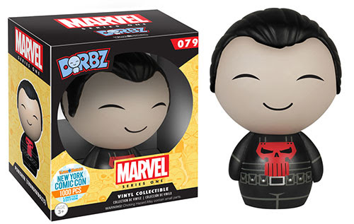 Marvel Dorbz Thunderbolt Punisher