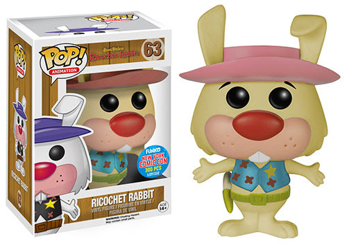 Pop Hanna Barbera Series 2 Ricochet Rabbit Yellow