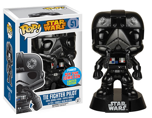 Funko Pop! Star Wars- Chrome TIE Fighter Pilot
