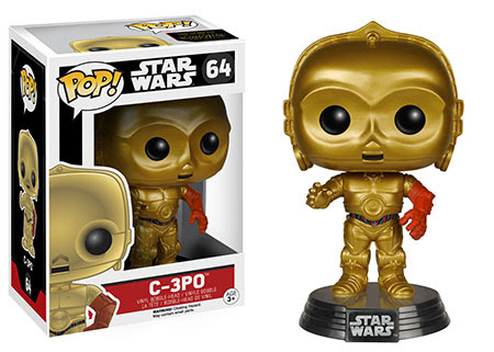 Star Wars Episode VII The Force Awakens C3PO