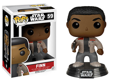 Star Wars Episode VII The Force Awakens Finn