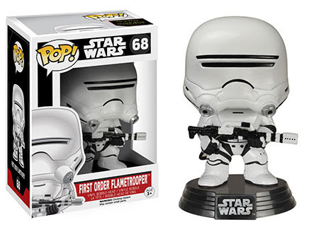 Star Wars Episode VII The Force Awakens First Order Flametrooper