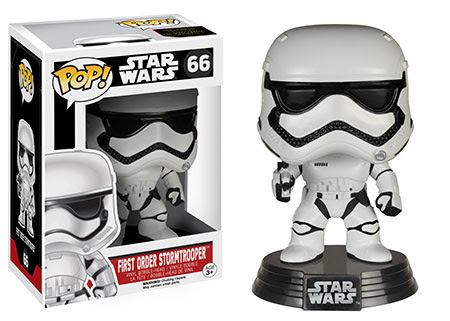 Star Wars Episode VII The Force Awakens First Order Stormtrooper
