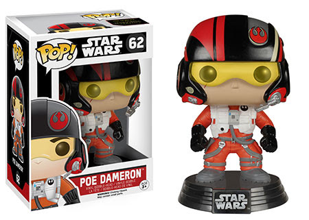 Star Wars Episode VII The Force Awakens Poe Dameron