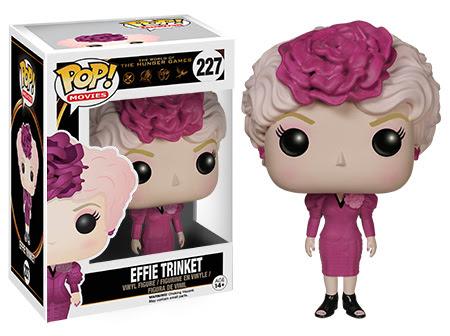 The Hunger Games Effie Trinket