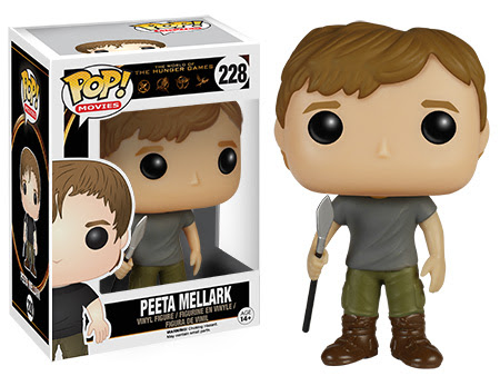 The Hunger Games Peeta Mellark