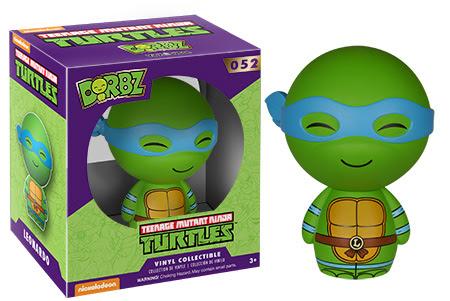Vinyl Sugar Dorbz Leonardo Teenage Mutant Ninja Turtles vinyl collectible