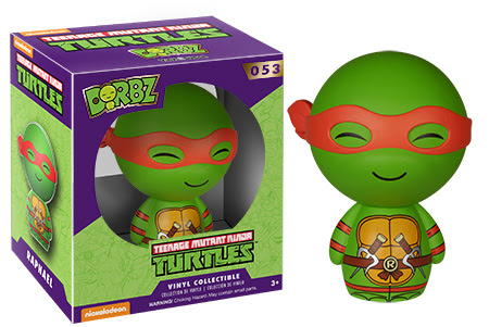 Vinyl Sugar Dorbz Raphael Teenage Mutant Ninja Turtles vinyl collectible