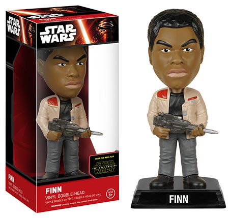 Wacky Wobblers Star Wars The Force Awakens Finn