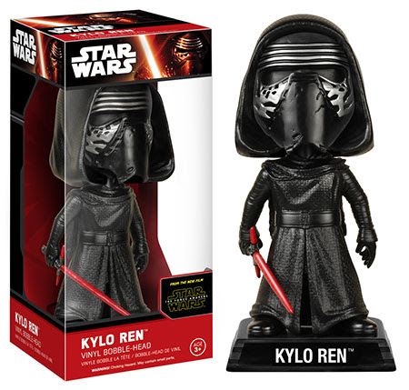 Wacky Wobblers Star Wars The Force Awakens Kylo Ren