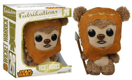 star wars fabrikations wicket warrick