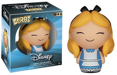 Vinyl Sugar Dorbz Disney Wave 2 Alice figure
