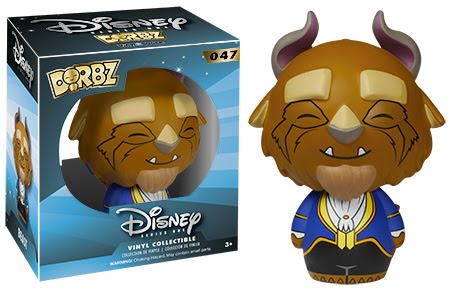 Vinyl Sugar Dorbz Disney Wave 2 Beast figure
