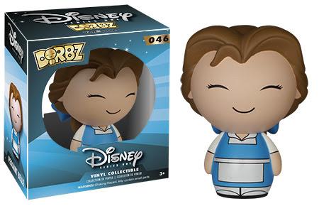 Vinyl Sugar Dorbz Disney Wave 2 Belle 2 figure