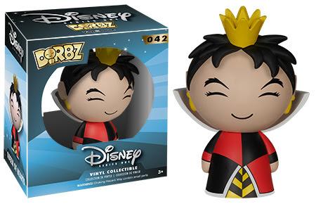 Vinyl Sugar Dorbz Disney Wave 2 Queen of Hearts figure