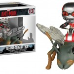 Upcoming Funko: Ant-Man Pop! Rides and Voltron Vinyl Figure!