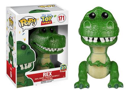 funko pop toy story buzz rex