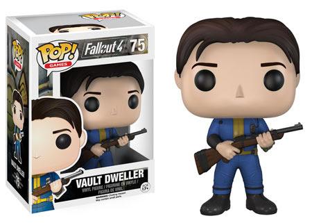 Funko Pop Fallout 4 Vault Dweller