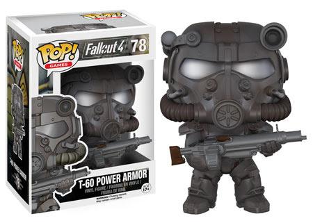 T 60 Power Armor Funko Pop toy