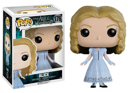 Alice in Wonderland Funko Pop vinyl figure