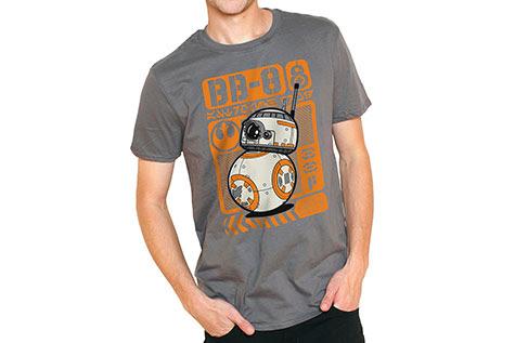 BB8 Star Wars Funko Pop Tees 2