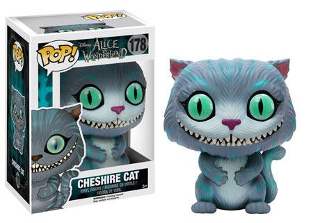 Cheshire Cat Funko Pop vinyl figure