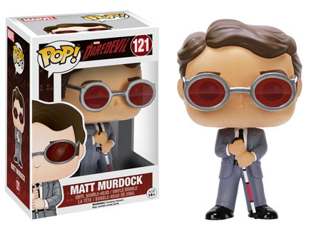 Daredevil Matt Murdock Funko Pop Vinyl Figure