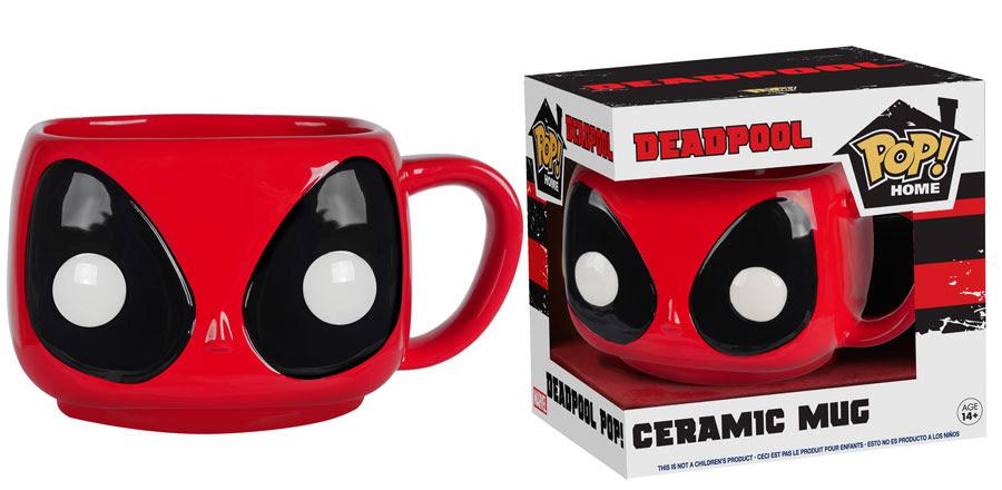 Deadpool Pop Home Mug