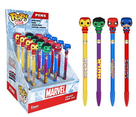 Funko Marvel Pen Toppers